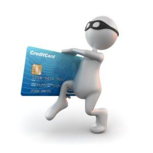 ladro di carte di pagamento